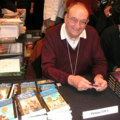 Philippe Ebly à Montreuil (93) en 2003