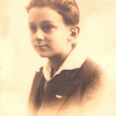 Philippe Ebly enfant